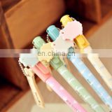 Kawaii Ruler Charm Gel Pen