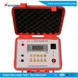 5kv Portable Digital Display Insulation Resistance Test Equipment