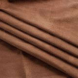 Warp-knitted suede fashion fabric home textile fabric