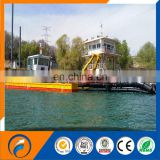 750KW cutter suction dredger