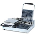 Waffle Iron 2 Head Muffin Snack Waffle Machine Western Kitchen Equipment For Double Waffle Machine
