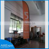 2015 High Quality Wholesale Fashion fiberglass beach flag                                                                                                         Supplier's Choice