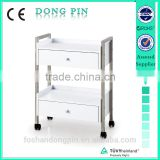 spa equipment predicure trolley cart for salon furniture                                                                         Quality Choice