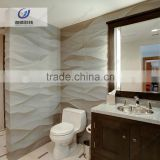 0.2% water absorption and A1 grade Fire resistant artificial stone carved wall art for bathroom decoration