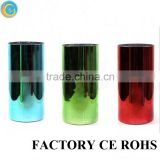 wholesale decorative glass vases blue vase glass handblown