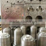 Professional 4/8/12 cavity plastic mould/mold processing and production/Accept customized plastic cap/ plastic mould design