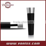 Champagne Wine Bottle Air Pump Sealer Plug Vacuum Stopper, Pull Stopper,Aluminium alloy head