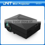 Home Theater HDMI USB HD Cinema Portable Pico LCD LED Video Projector 3D Beamer projektor Proyector