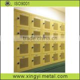 powder coated modern metal locker/staff romm vent locker/vertical locker