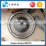Original Shanghai Diesel Shangchai Flywheel and starter ring gear assembly components (Flywheel + Gear ring )D06B-001-31+D