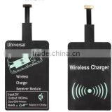 QI wireless charger receiver for Android mobile phone, Android cellphone receiver,smartphone receiver