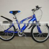 HH-K2014B 20 inch aluminium rim kid bicycle with good quality