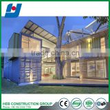 Low cost sandwich panels used for prefab houses sandwich panel container house