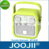 mini portable boombox mp3 player with bluetooth portable speaker