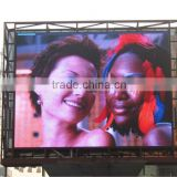 P10mm advertising Ad led billboard monitor