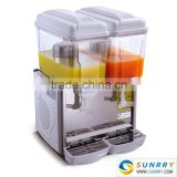 2015 Refrigerated Drink Juice Dispenser/Electric Juice Dispenser/Hotel Juice Dispenser with CE Certificate(SY-JD24C SUNRRY)