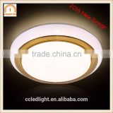 2016 hot sales bedroom ceiling light fixtures small round 5 years gurantee 24 to 48W