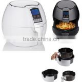 New Design Digital Air Fryer Deep Fryer With LCD display                                                                         Quality Choice