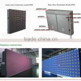 outdoor full color P20 led display of color chart led tv advertising display new electronics for led display modules