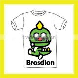 2016 Hot Product Bros Brosdion Run White Short Sleeve T-shirt