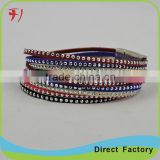 New products for men Handmade Retro Genuine Leather Bracelet