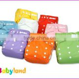 China Manufacturer Washable Babyland Cloth Diaper Cute Design