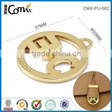 Handbag Hanging Hollow Logo Brand Metal Logo Tag                                                                         Quality Choice