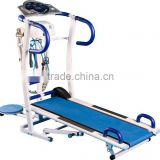 6-Way Foldable Magnetic Treadmill
