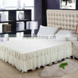 wholesale exquisite Bed Skirt For star hotel