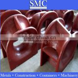 Chock(Marine Chock with CCS, ABS, LR, GL, DNV, NK, BV, KR, RINA, RS), wheel chock, truck wheel chock, motorcycle wheel chock