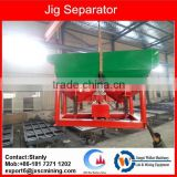 JXSC new designed diamond jig separator for Tin ,Tungsten