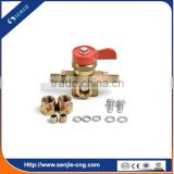 CNG Fill Receptacle Valve for cng vehicles