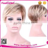 New Arrival Free Human Hair Full Lace Wig Samples Cosplay