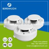 Wireless Interlligent Heat / Thermal Detector/ Fire Home Alarm System home and hotel use