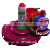 C&Q Amusement rides, High quality amusement park electric outdoor kiddie rides train