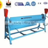 Box and pan brakes folding machine
