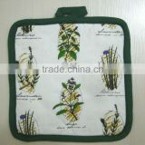 hot sales cotton pot holder for promotion