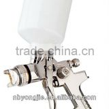 H827A HVLP 600ml Gravity Feed Wall Paint Air Spray Gun