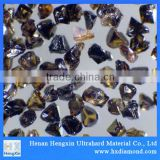 uncut diamond prices high quality low price abrasive dark brown cbn powder synthetic diamond grit