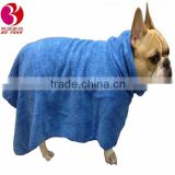 Plain Style and Microfiber Fabric,80%Polyester 20%Polyamide Material pet towels micro fiber
