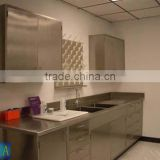 kitchen stainless steel sink work table laboratory furniture