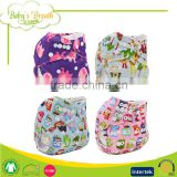 PSF-13 best wholesaler of reusable newborn baby wizard cloth diaper