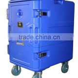 Hotel insulated cabinet for cold, catering equipment insulated cabinet, food pan carrier