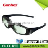 G11-IR Super Slim Active Shutter 3D Glasses for Infared Ray IR TV