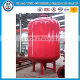 Pressure type proportion device foam bladder tank vertical made in china weite