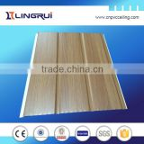bathroom decorative wall board plastic building material interlooking colored plastic ceiling tiles