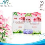 New Arrival Rose Essential Oil Steam Eye Mask Anti-wrinkle Eye Mask for promote sleep