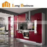 LB-HS1049 modern open style kitchen cabinet                                                                         Quality Choice