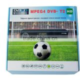 MSTAR 7802 Chipset HD DVB-T2 Decoder TV Set Top Box