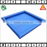 water walking balls pool, inflatable water pool for bumper boat,inflatable hamster ball pool